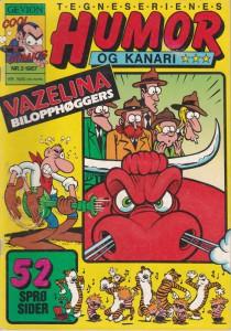 Humor_og_Kan_nr3_1987_VG+_F